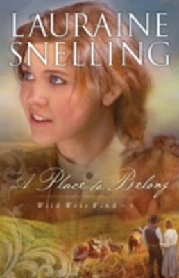 Place to Belong (Wild West Wind Book #3)