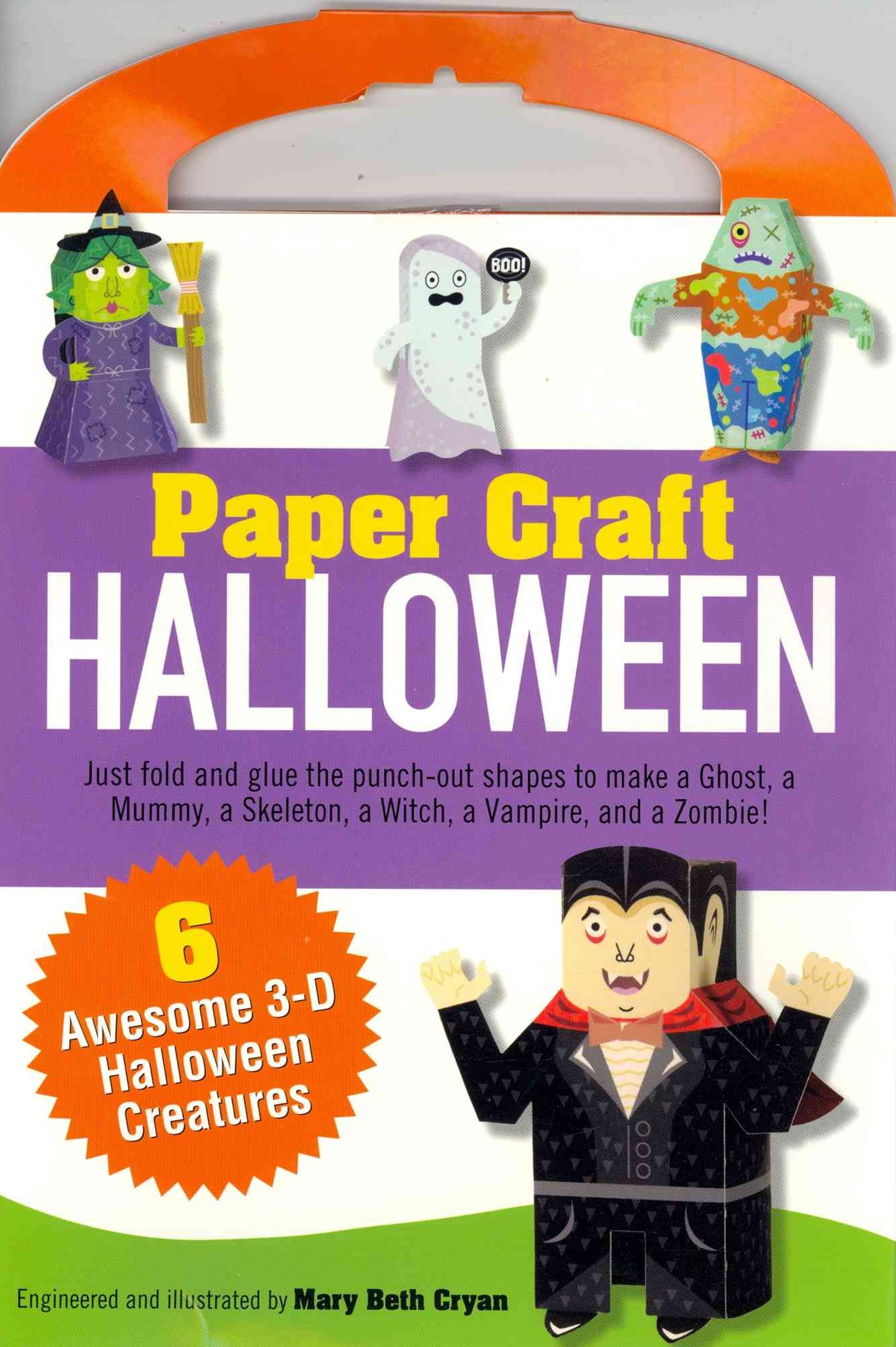 Paper Craft Halloween