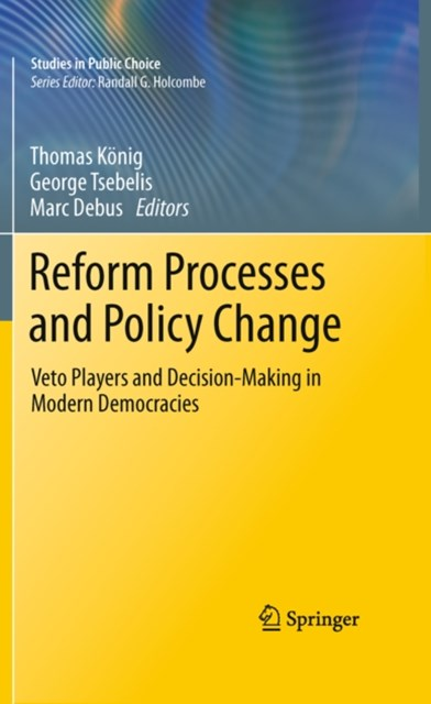(ebook) Reform Processes and Policy Change
