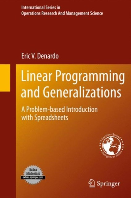 (ebook) Linear Programming and Generalizations