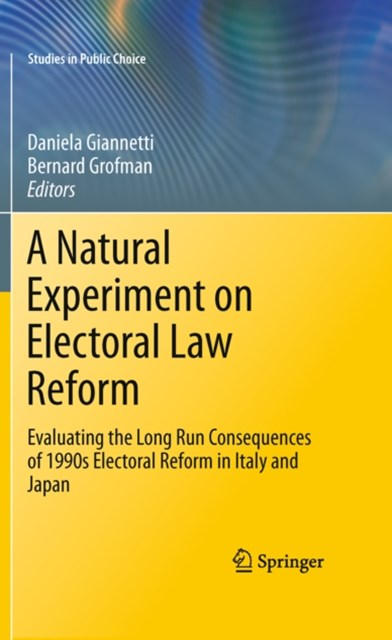 Natural Experiment on Electoral Law Reform