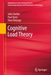 (ebook) Cognitive Load Theory - Education Teaching Guides