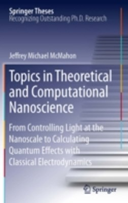 (ebook) Topics in Theoretical and Computational Nanoscience