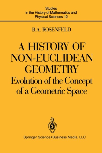 History of Non-Euclidean Geometry
