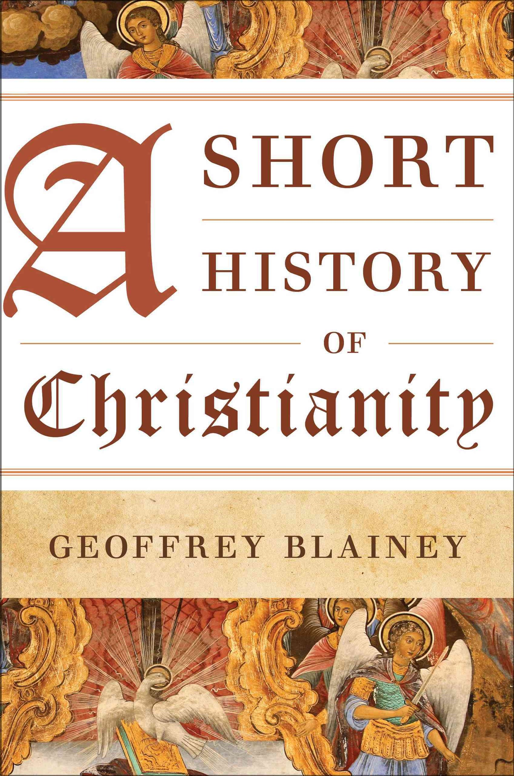 A Short History of Chrisitanity