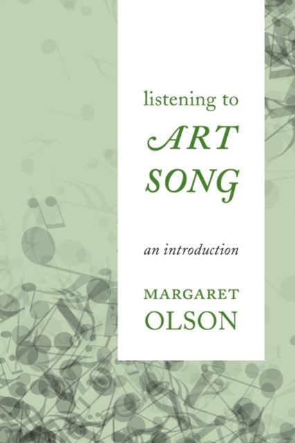 (ebook) Listening to Art Song