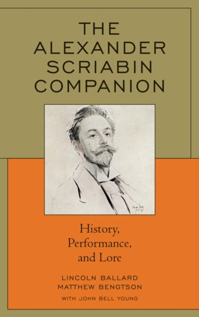 (ebook) Alexander Scriabin Companion
