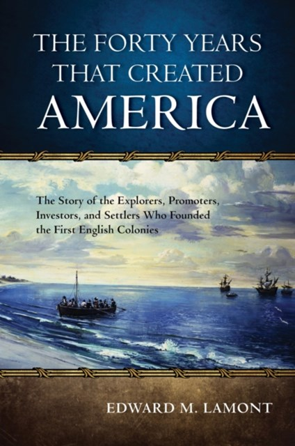 (ebook) Forty Years that Created America
