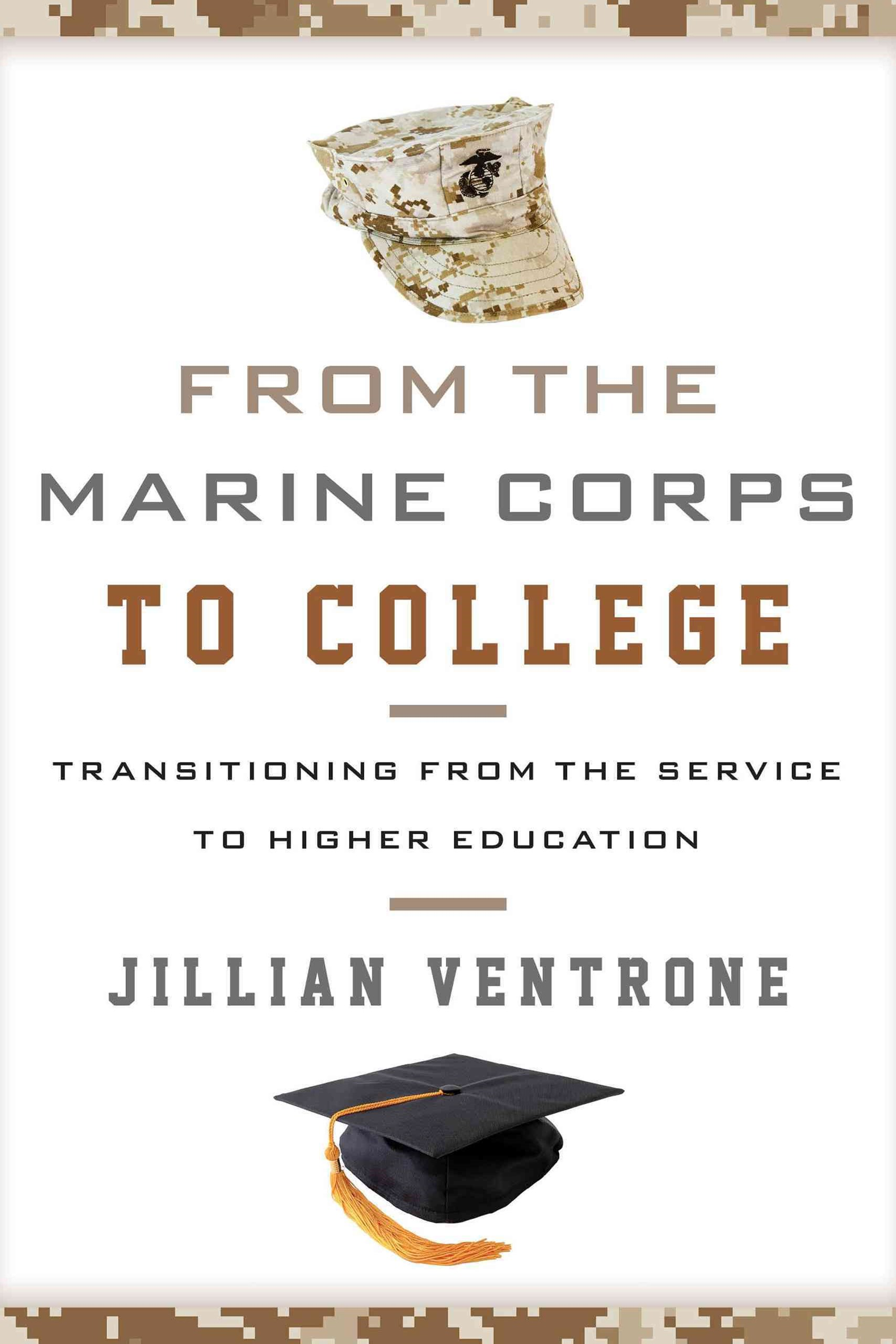 From the Marine Corps to College