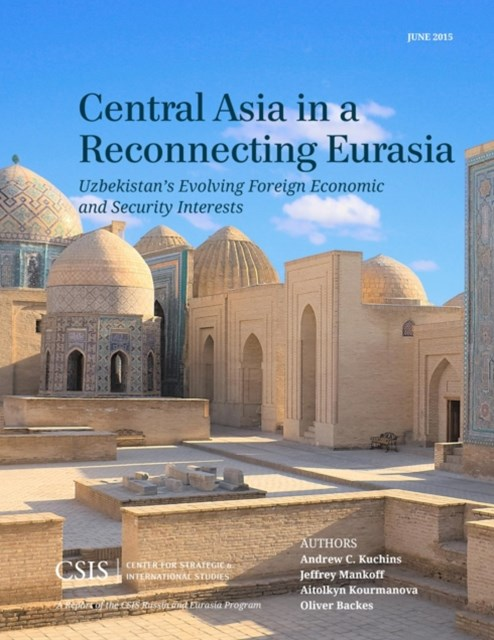 Central Asia in a Reconnecting Eurasia