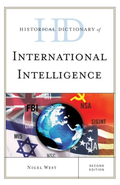 (ebook) Historical Dictionary of International Intelligence