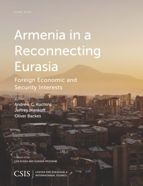 Armenia in a Reconnecting Eurasia