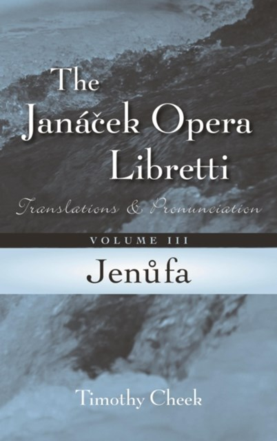 (ebook) Jenufa