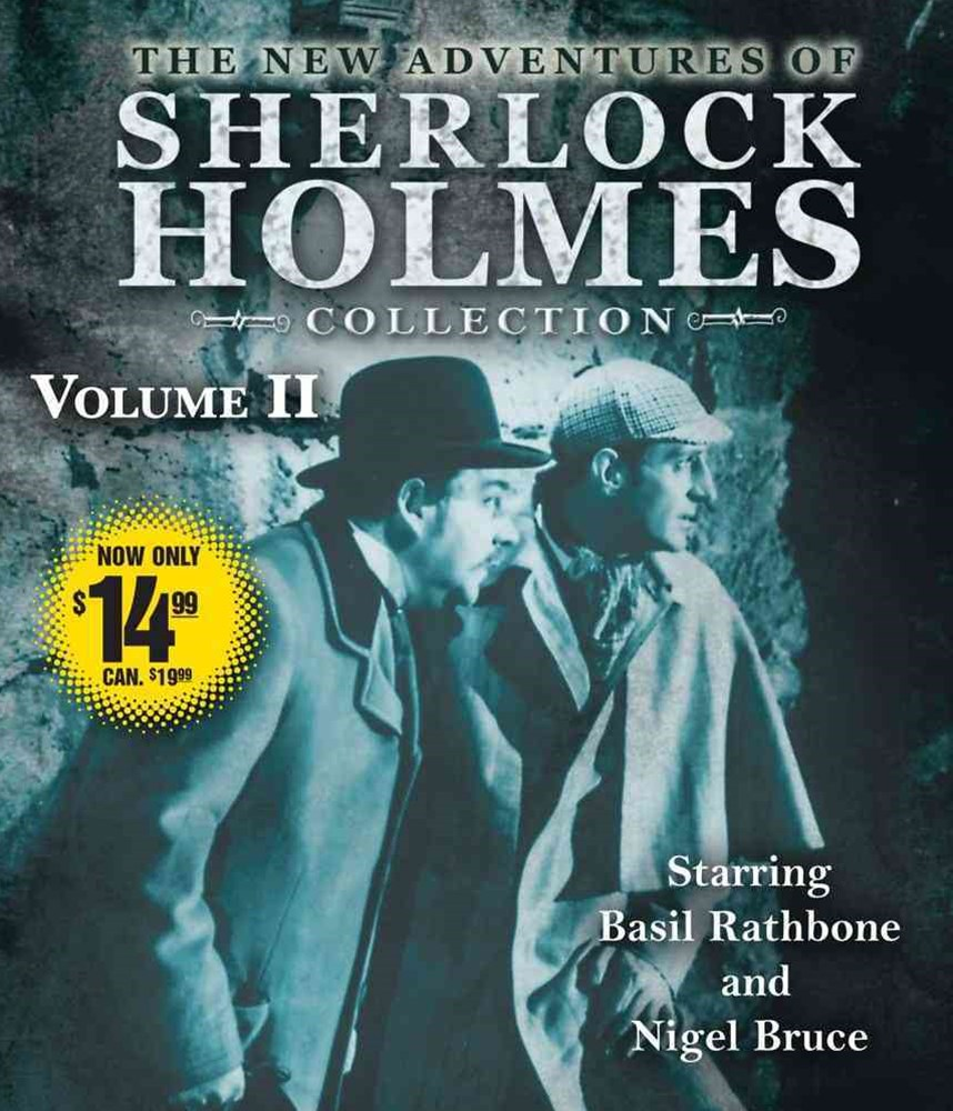 The New Adventures of Sherlock Holmes Collection Volume Two             Abridged CD