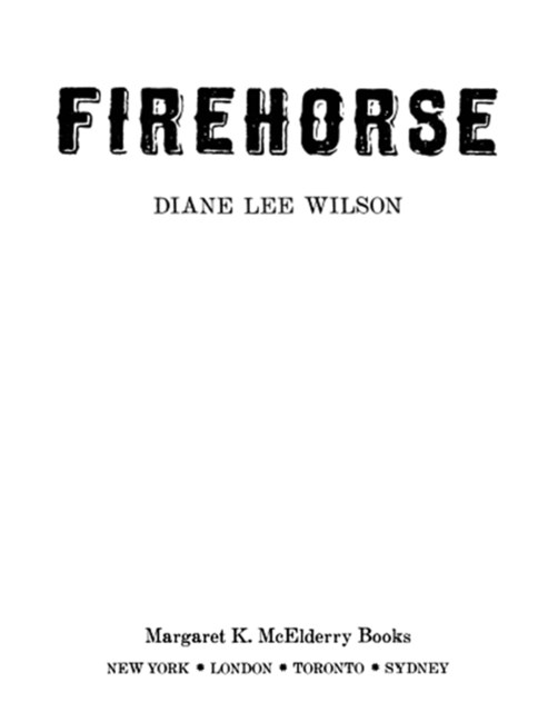 (ebook) Firehorse