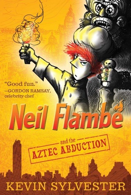Neil Flamb+¬ and the Aztec Abduction
