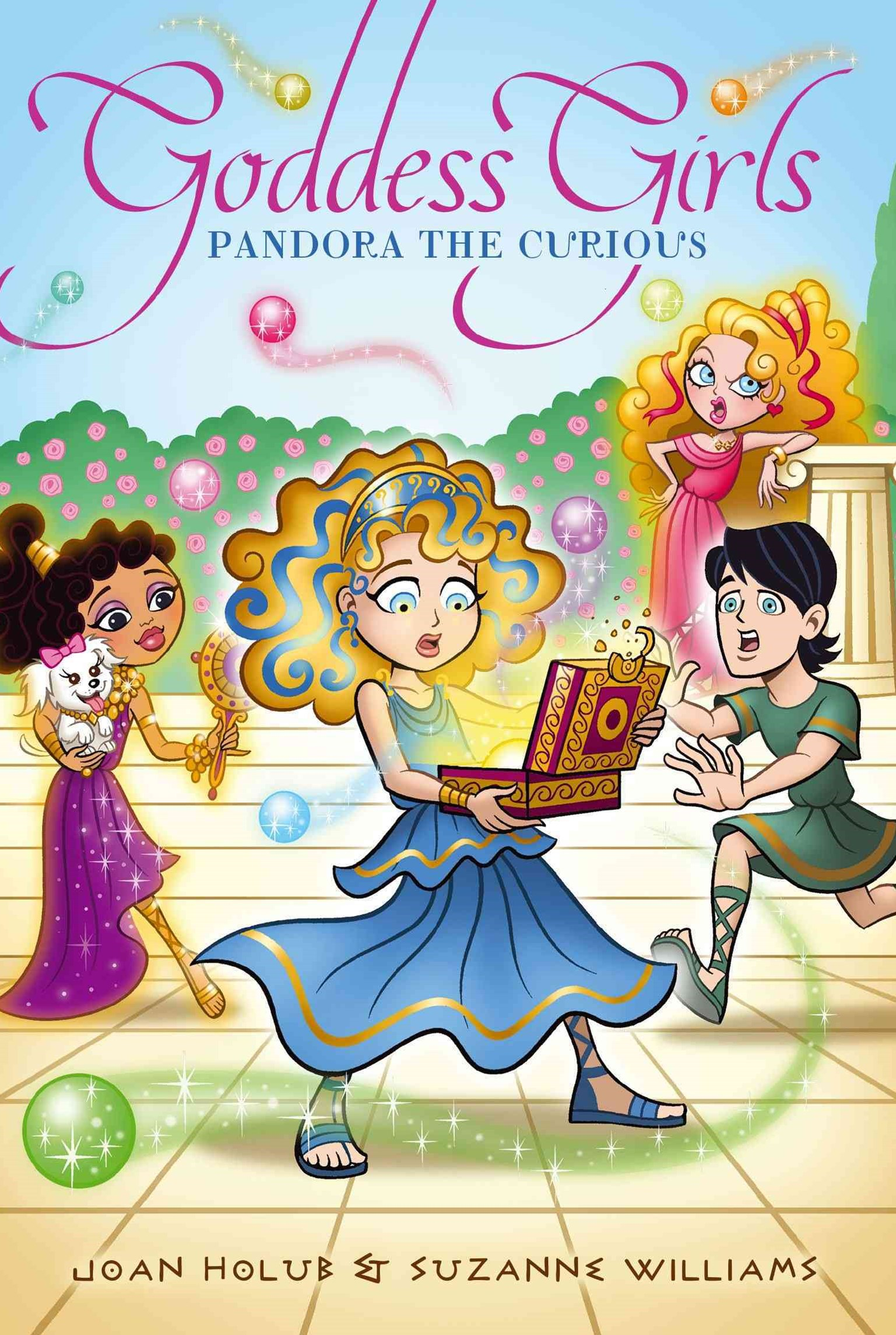 Goddess Girls #9: Pandora the Curious