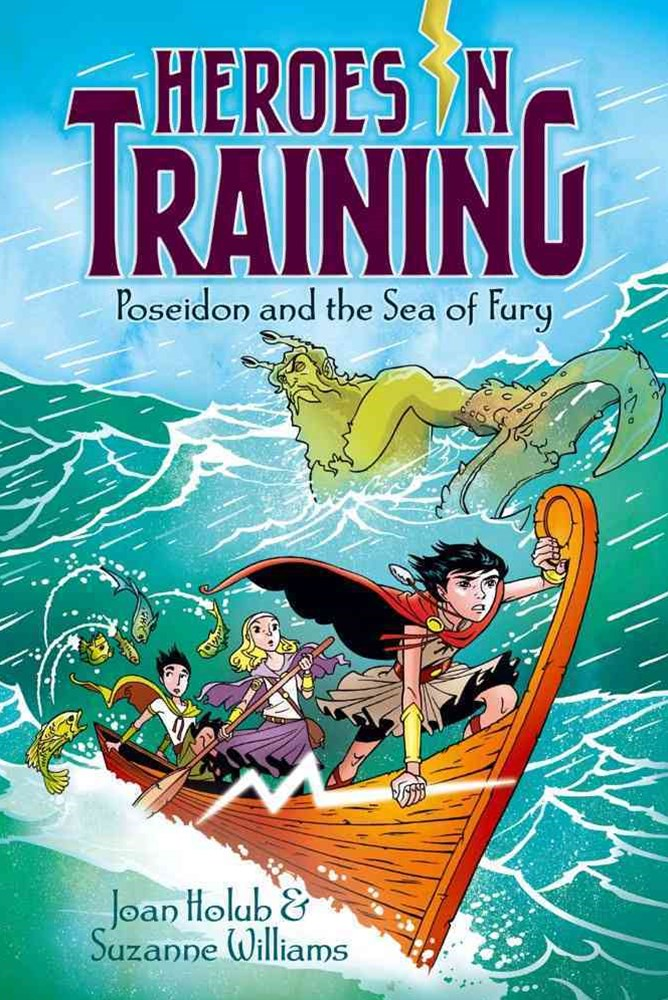 Heroes in Training #2: Poseidon and the Sea of Fury