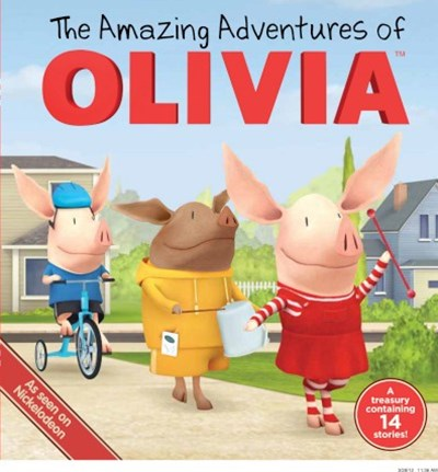 The Amazing Adventures of Olivia