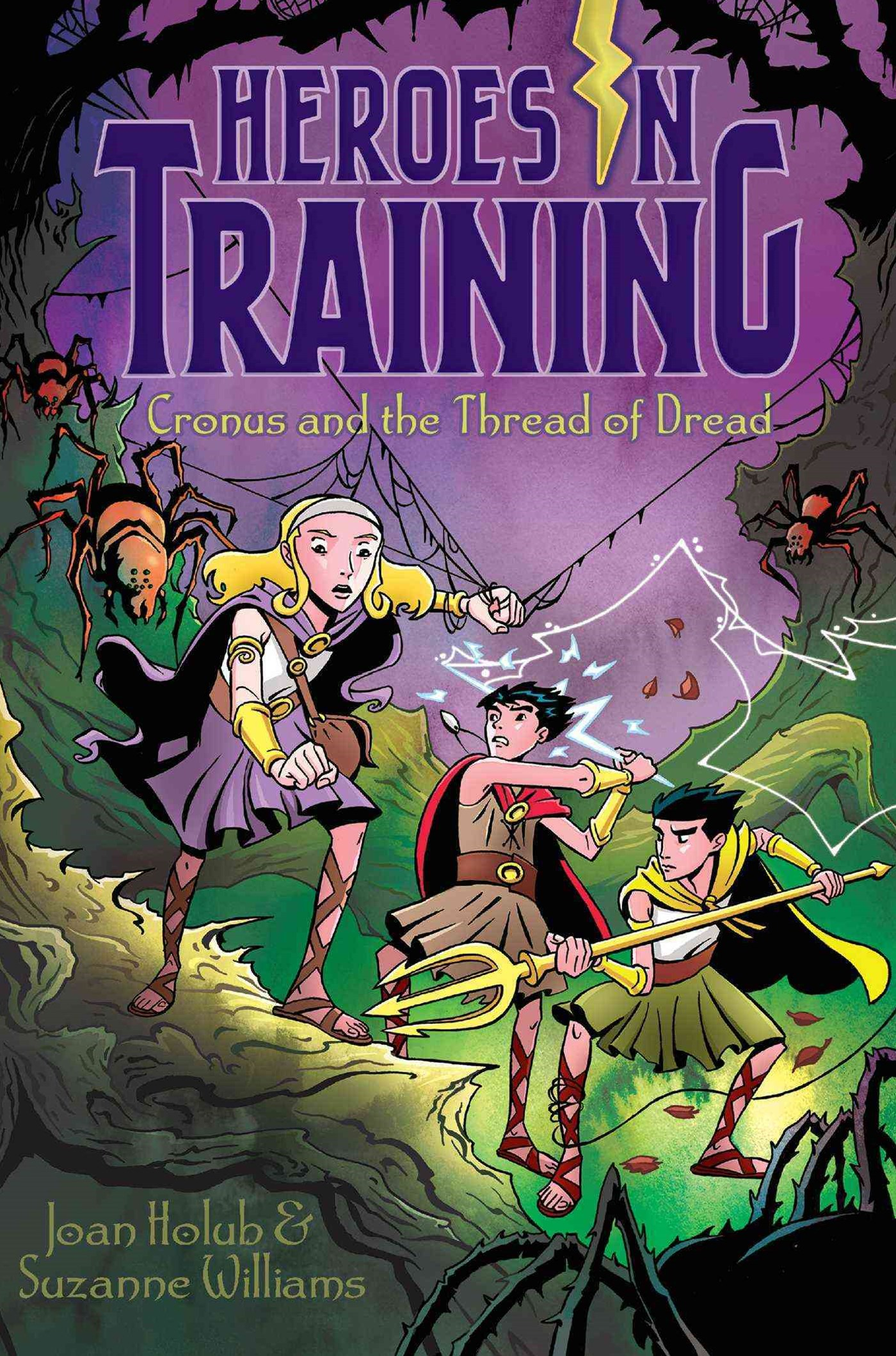 Heroes In Training #8: Cronus and the Thread of Dread
