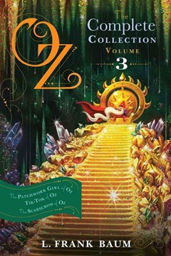 Oz, the Complete Collection, Volume 3