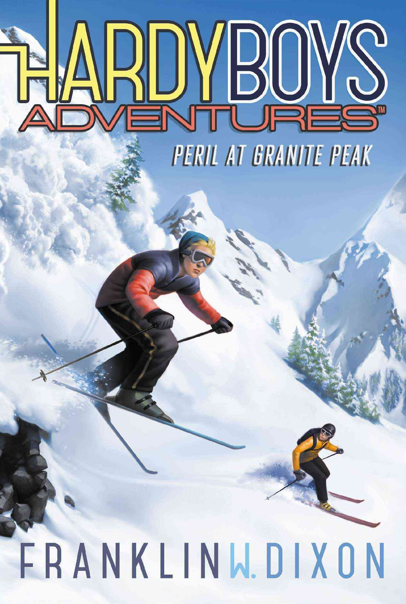 Hardy Boys Adventures #5: Peril at Granite Peak