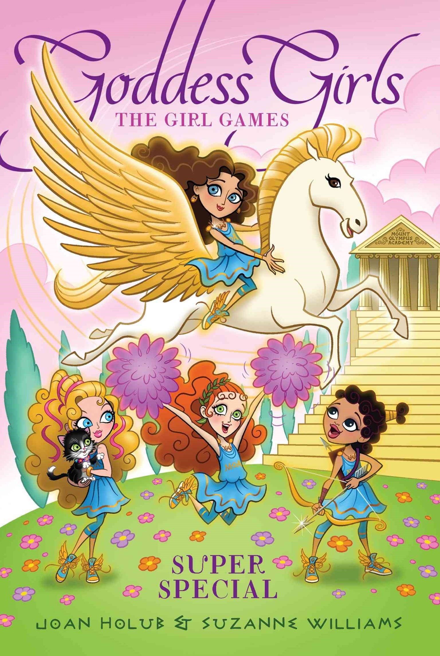 Goddess Girls: The Girl Games