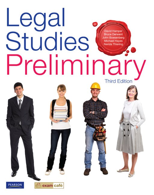 Legal Studies Preliminary Student Book