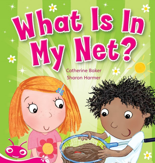 Bug Club Level  2 - Pink: What is in My Net? (Reading Level 2/F&P Level B)