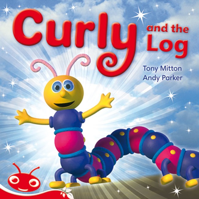 Bug Club Level  3 - Red: Curly and the Log (Reading Level 3/F&P Level C)
