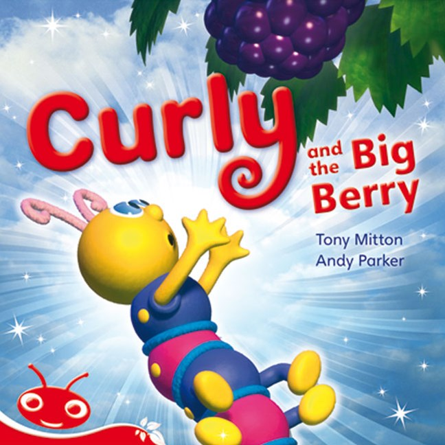 Bug Club Level  5 - Red: Curly and the Big Berry (Reading Level 5/F&P Level D)
