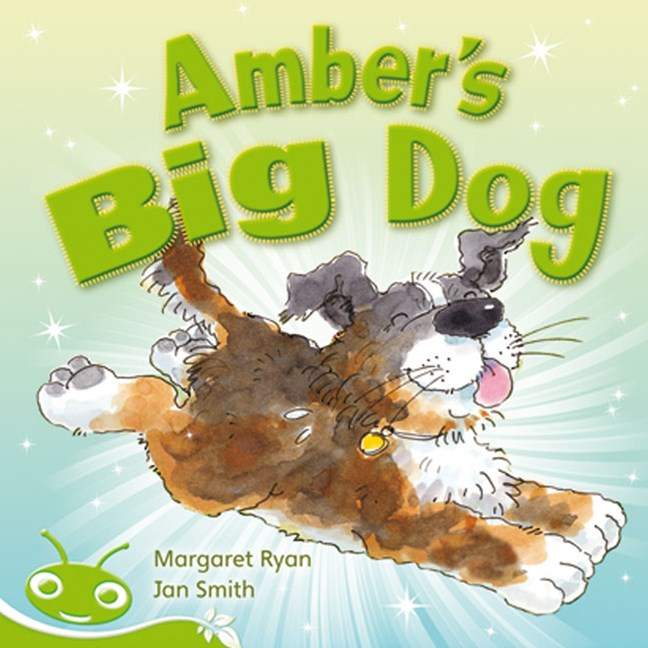 Bug Club Level 12 - Green: Amber's Big Dog (Reading Level 12/F&P Level G)