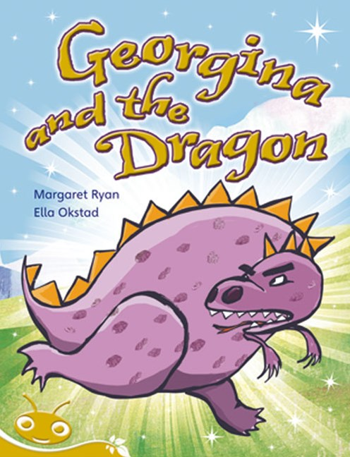 Bug Club Level 22 - Gold: Georgina and the Dragon (Reading Level 22/F&P Level M)