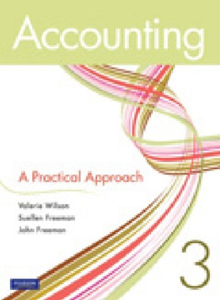 Accounting: A Practical Approach