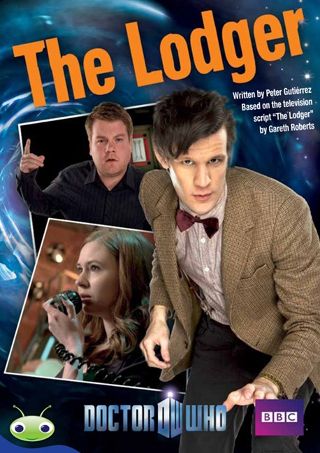 Bug Club Level 30 - Sapphire: Doctor Who - The Lodger (Reading Level 30/F&P Level U)