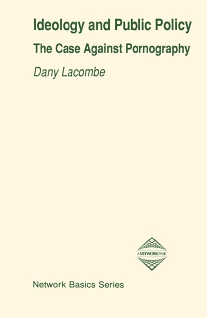 (ebook) Ideology and Public Policy
