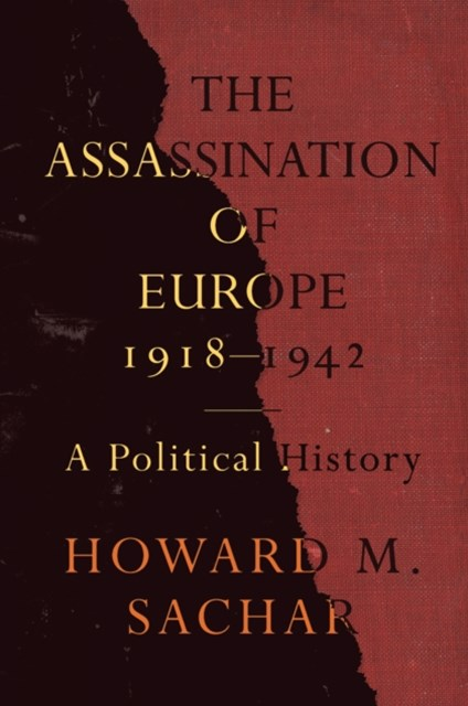 (ebook) Assassination of Europe, 1918-1942