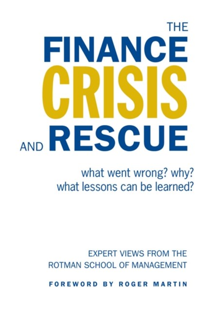 (ebook) Finance Crisis and Rescue