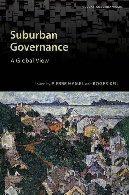 (ebook) Suburban Governance