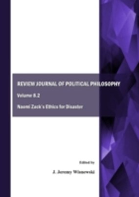 Review Journal of Political Philosophy Volume 8.2