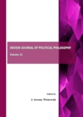 Review Journal of Political Philosophy Volume 11