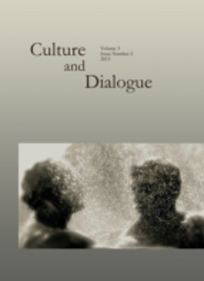 Culture and Dialogue Vol.3, No. 2 (2013) Issue on &quote;Identity and Dialogue&quote;