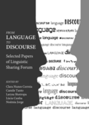 From Language to Discourse