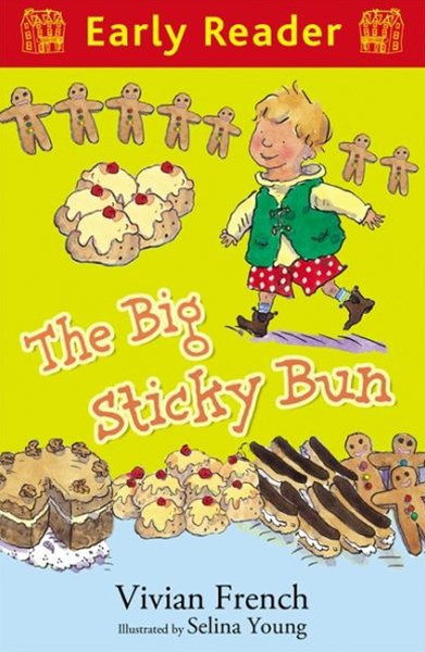 The Big Sticky Bun