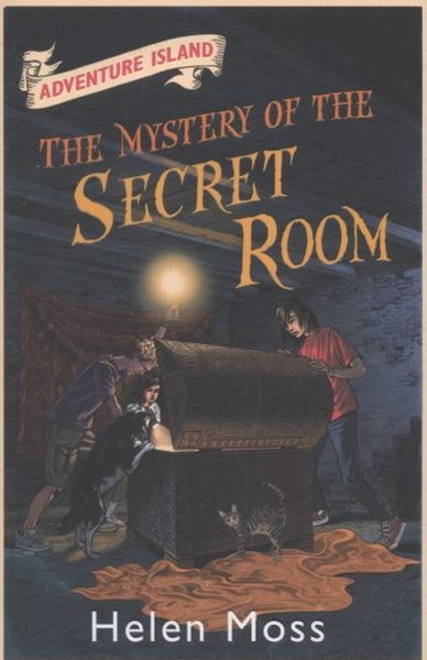 Adventure Island: The Mystery of the Secret Room