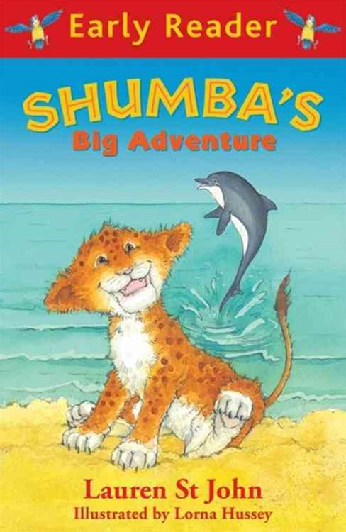 Early Reader: Shumba's Big Adventure