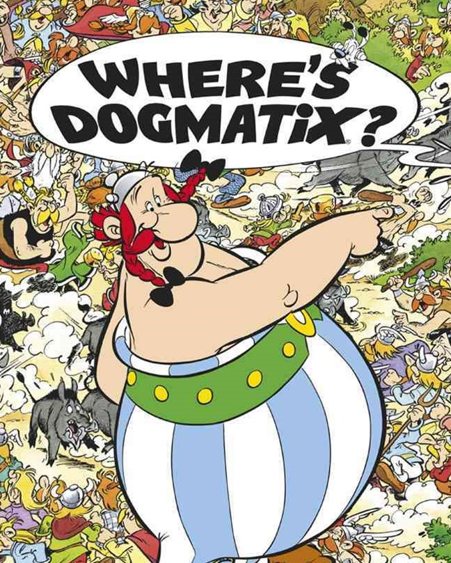 Where's Dogmatix?