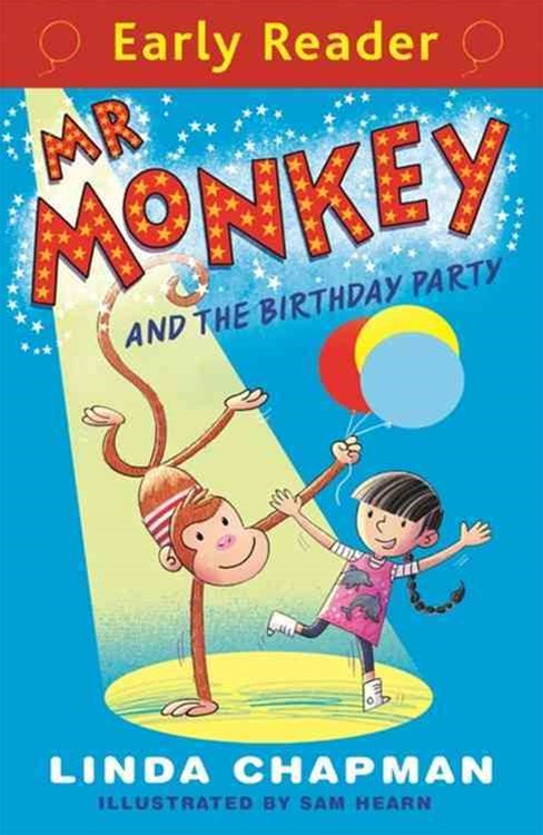 Early Reader: Mr Monkey and the Birthday Party