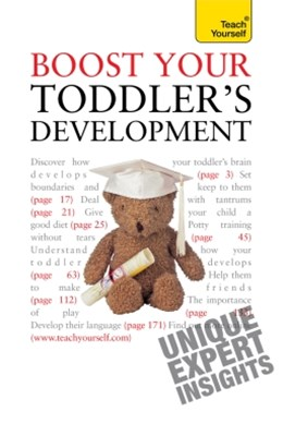 (ebook) Boost Your Toddler's Development: Teach Yourself