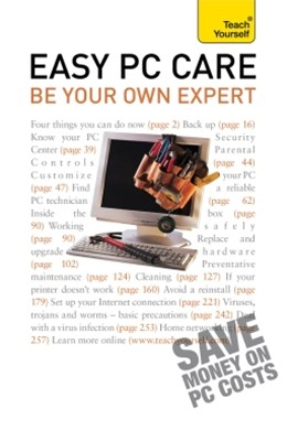 (ebook) Easy PC Care: Be Your Own Expert: Teach Yourself